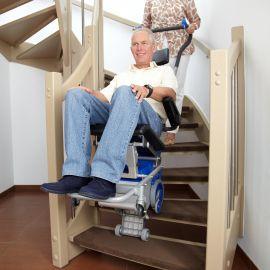 LIFTKAR PT en toute sécurité dans les escaliers