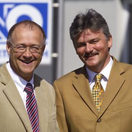 Ing. Jochum Bierma & Ing. Manfred Winkler
