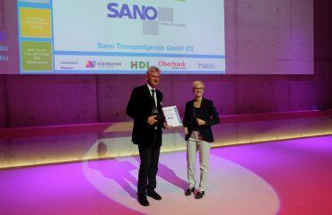 Prix BBA Meilleure entreprise - Región Europeene Danube-Vltava