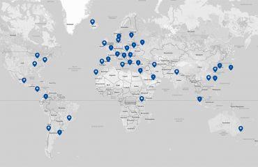 Développement du réseau international de distributeurs