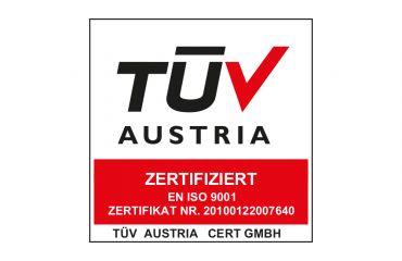ISO certificats EN 13485:2016, EN 9001:2015 & EN 14001:2015