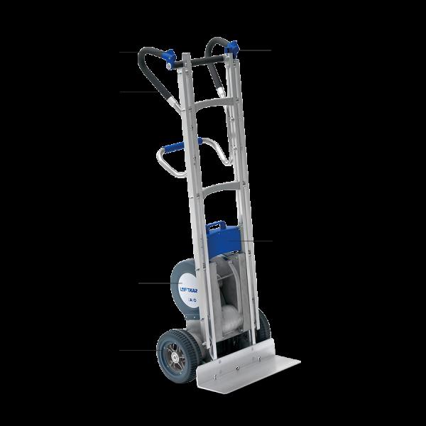Monte-escalier électrique LIFTKAR HD