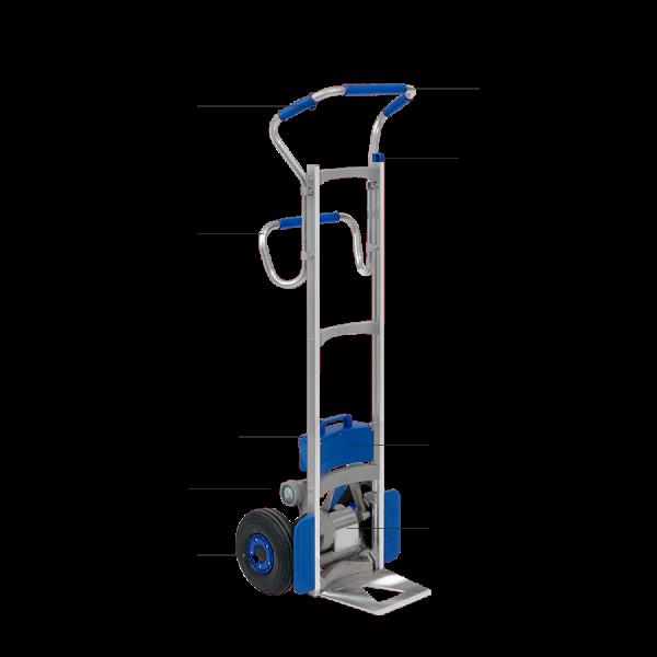 Monte-escalier électrique LIFTKAR SAL