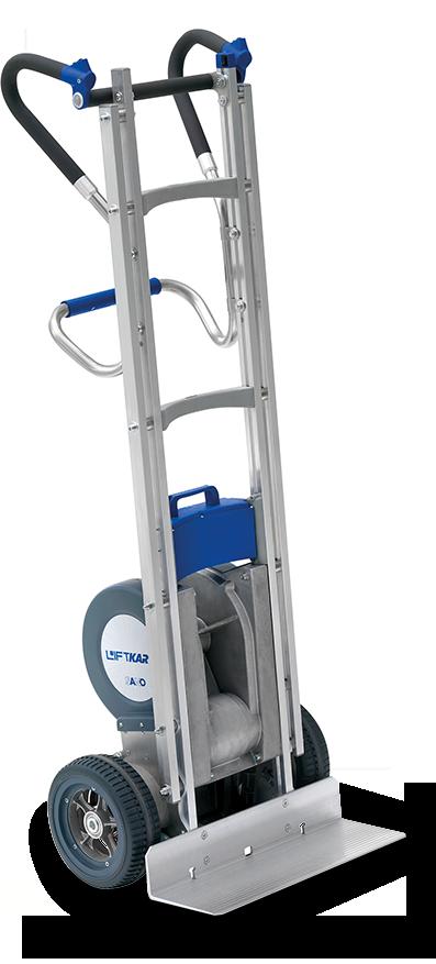 Le monte-escaliers électrique LIFTKAR HD Universal