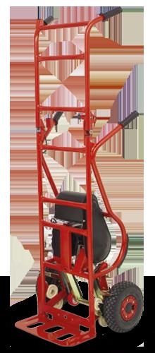 Le monte-escaliers électrique en acier - LIFTKAR MTK