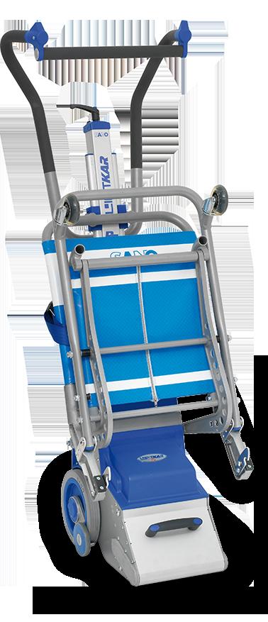 Le monte-escaliers électrique LIFTKAR PT Fold