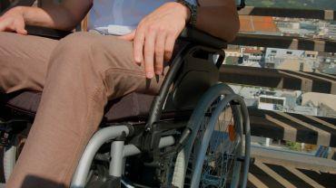 SANO Liftkar PT Uni monte-escalier électrique pour les fauteuils roulants á OK Höhenrausch, Linz (Austriche)