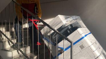 LIFTKAR MTK monte-escaliers électriques pour transporter photocopieuses