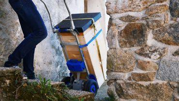 Liftkar SAL monte escalier pour apiculture